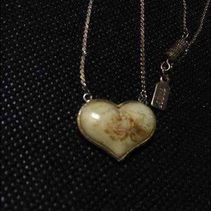 1928 heart chain